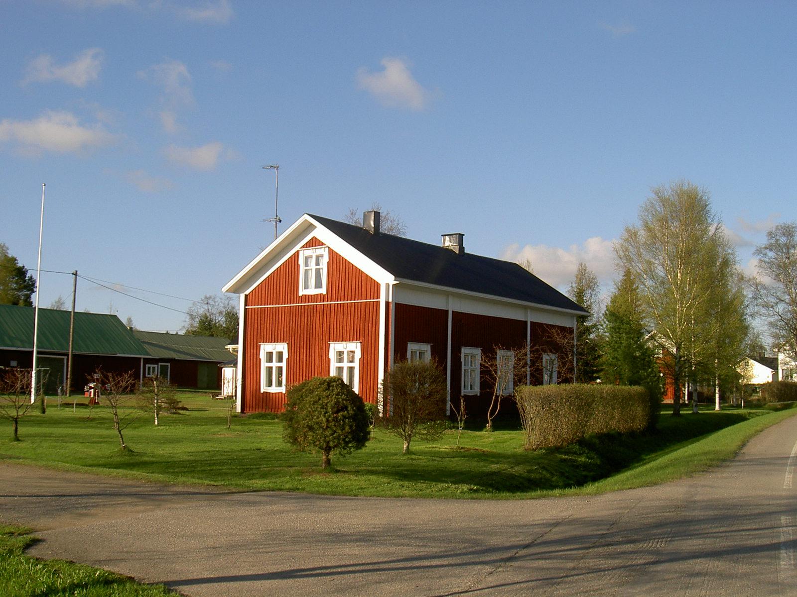 Fotot taget från söder år 2003.