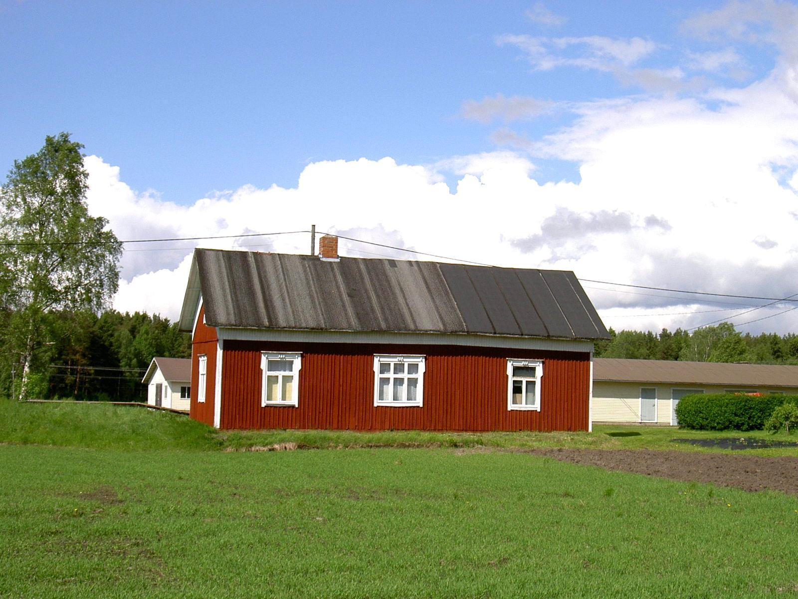 Lillstugan fotograferad år 2003.
