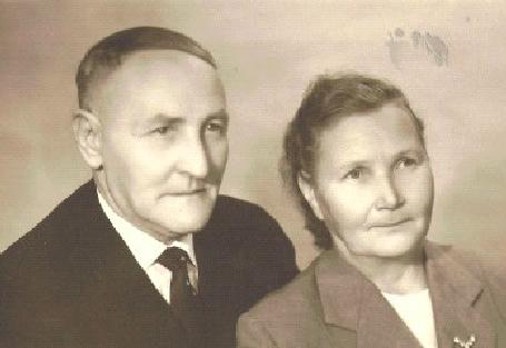 På bilden Emil och Mathilda Lillsjö.