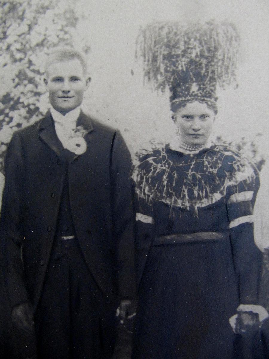 I dagarna tre firade man då Frans Agnäs gifte sig med Amanda Lillkull från A-sidon.