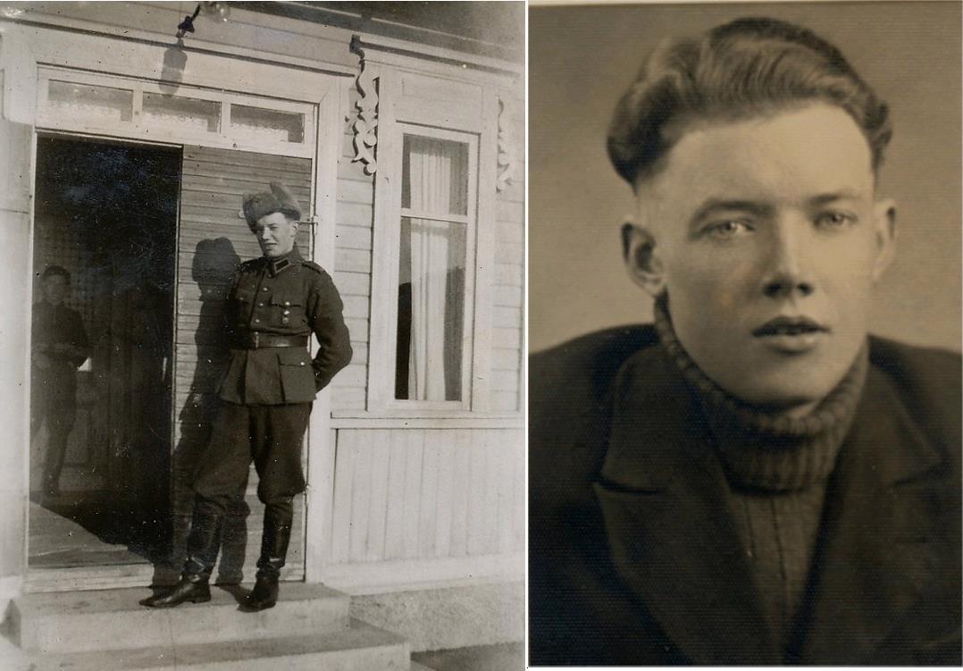 Här Nils Eklund på 2 bilder.