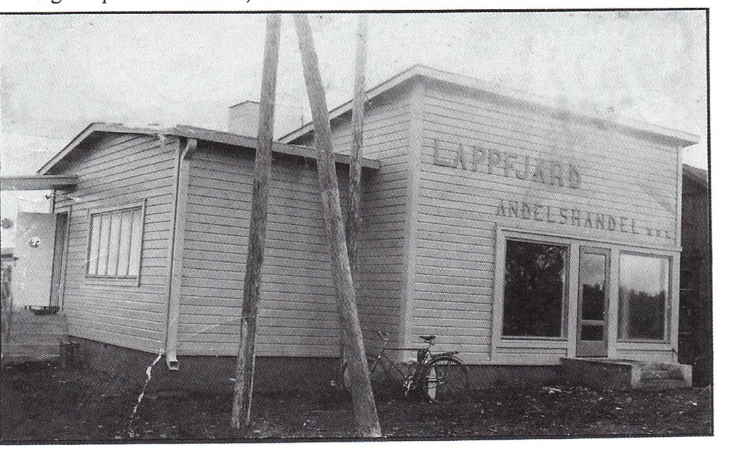 År 1936 byggdes en ny filial i Perus i korsningen av Dagsmarkvägen och Perusvägen. Lappfjärds Andelshandel som senare uppgick i Westbotnia sålde denna fastighet åt Inger och Bo Kalberg på 1980-talet, som fortfarande bor där.