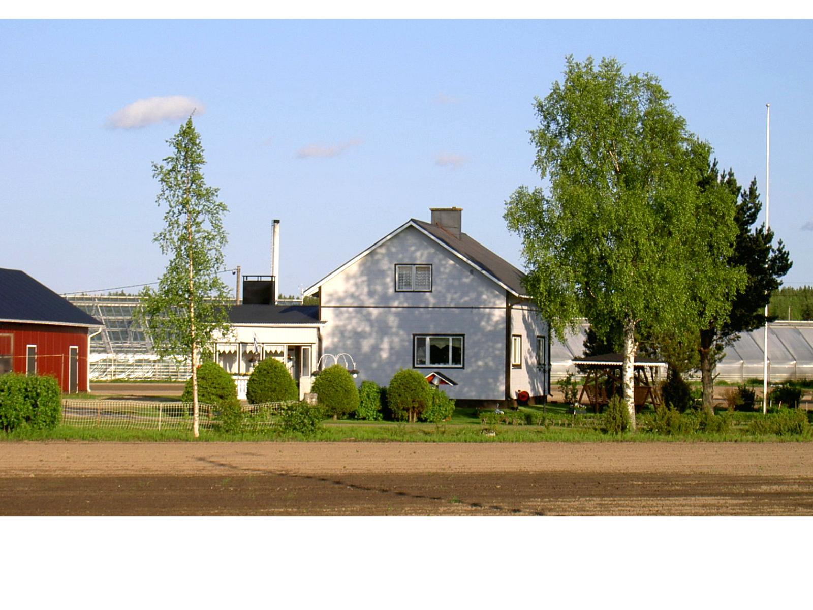 Här ovan ett foto från år 2003 som visar hur det ser ut i dag där Dragås-Hilda och hennes 5 barn bodde.