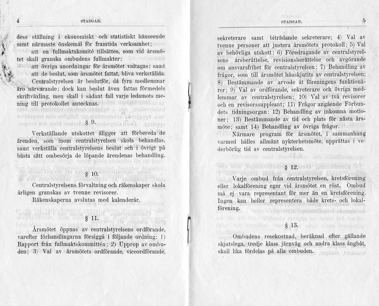 Stadgar sid 4 och 5