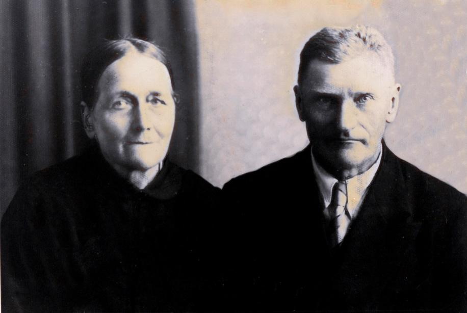 På fotot Ida och Johan Lillkull.