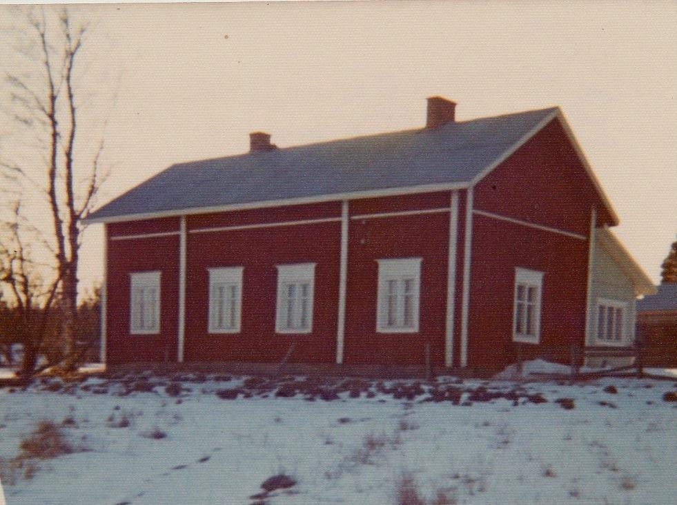 Berg Arthurs och Huldas gård i Norrviken.