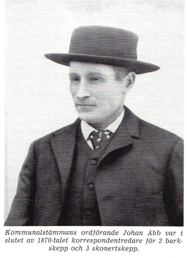 Johan Äbb