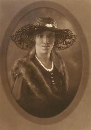 Selma Båsk Gröndahl, f. 1891.