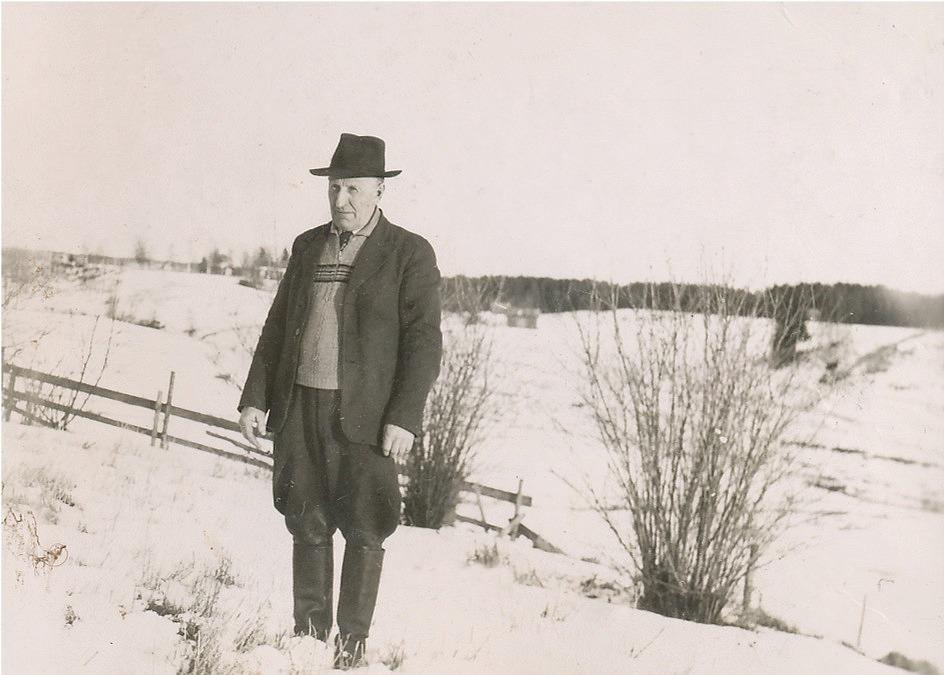 Här Axel Forslin.