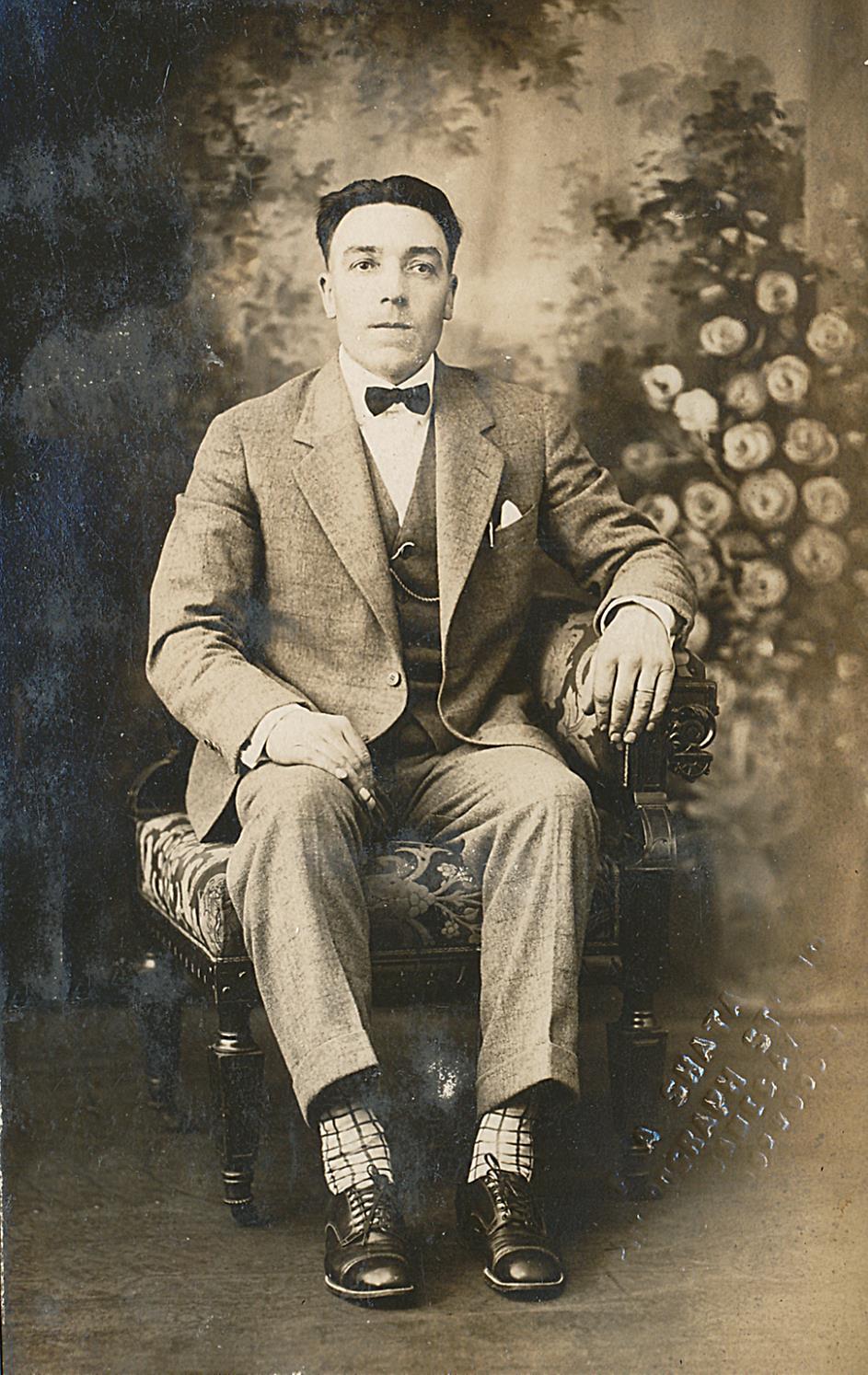 Frans Eklund.