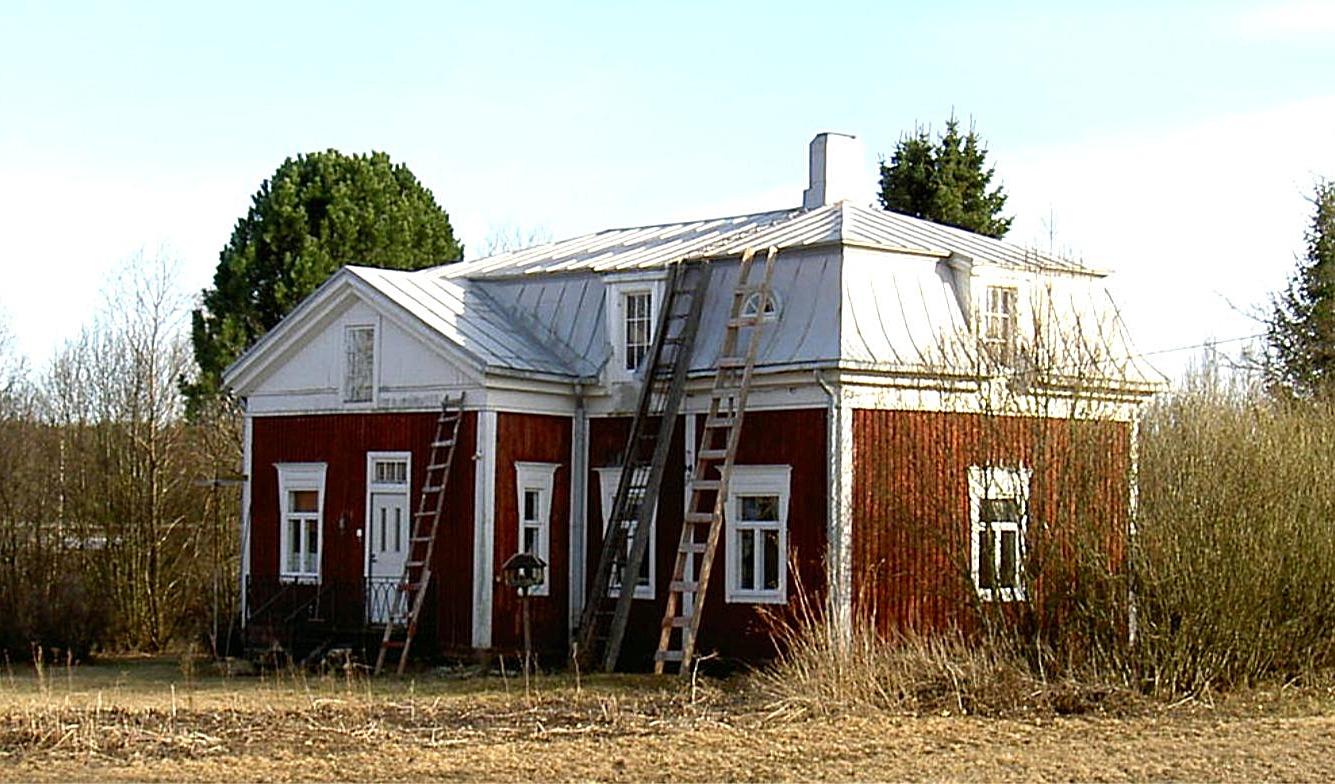Det var år 1961 då Gunnar och Sylvia Gröndahl köpte detta hus, som sjökapten Nils A. Nelson lät bygga år 1930.