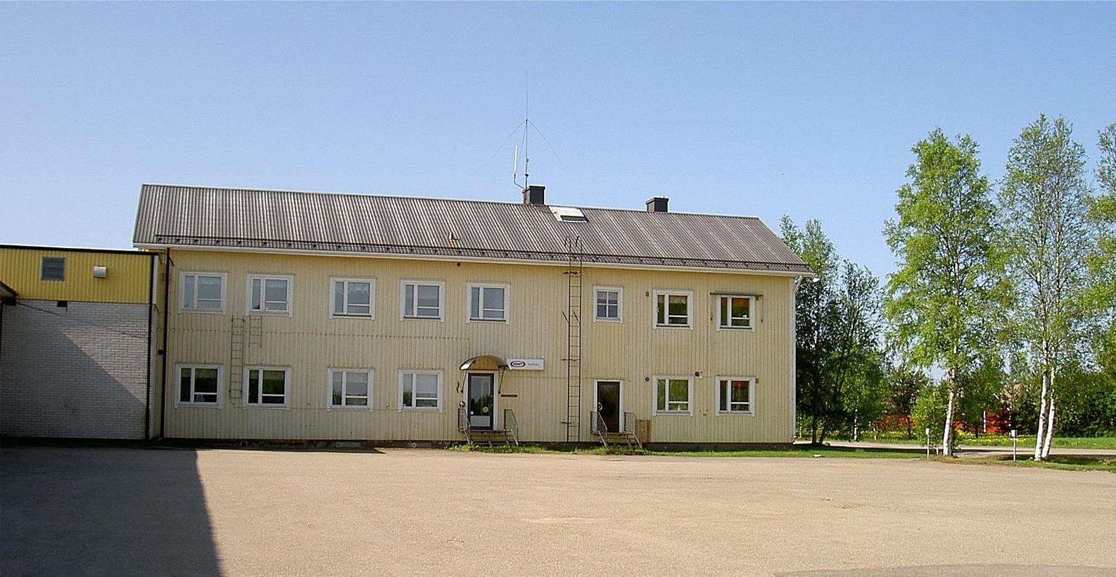 Här på Mellanåvägen verkade den finska folkskola i Dagsmark under åren 1953-1972.