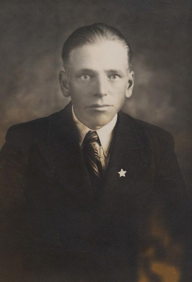 Frans Storkull var aktiv i så gott som alla föreningar som fanns i Dagsmark.