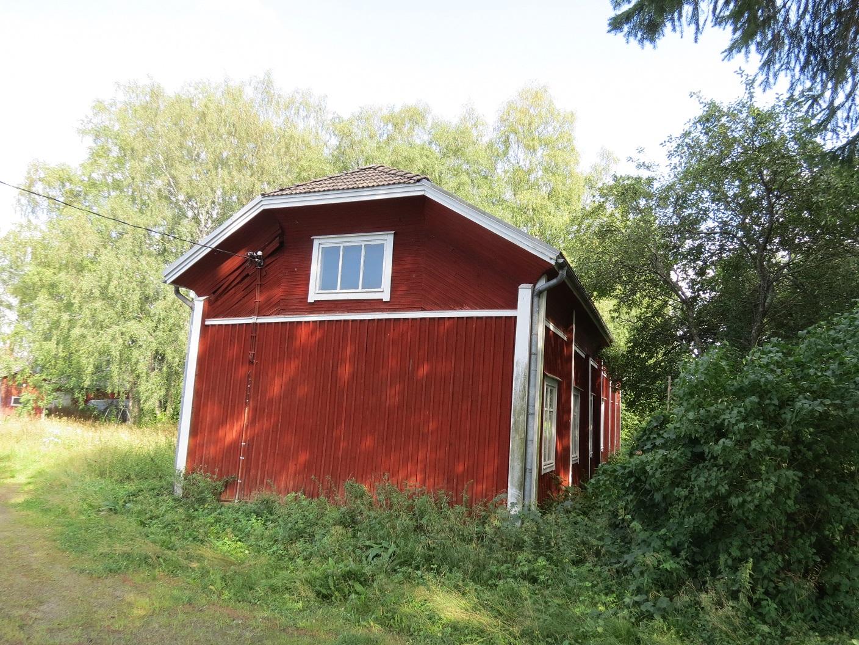 Hällbacks gård är i dag obebodd och i dåligt skick.