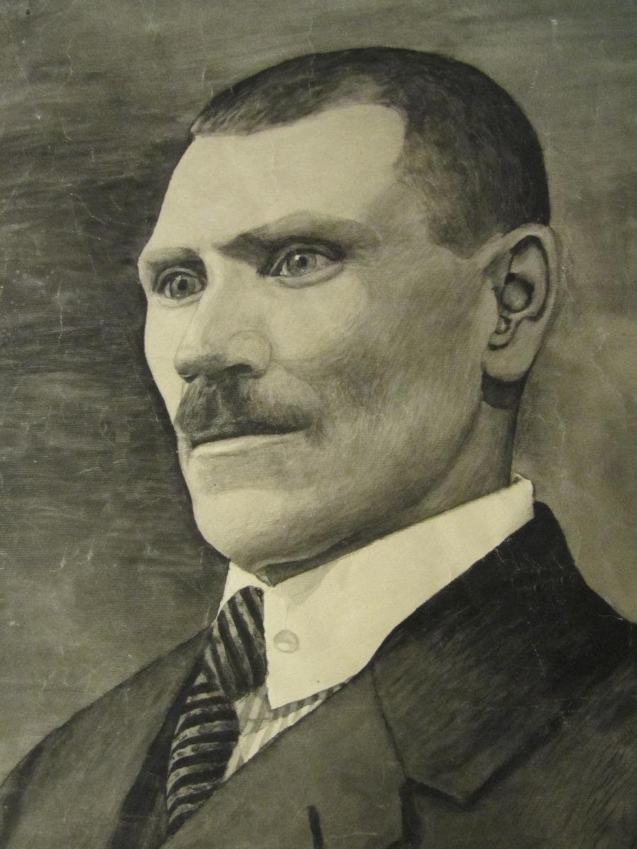 Här Salomon Lipasti som var med och grundade flera finska skolor. Tillsammans med Johannes Myllyniemi grundade han den finska folkskolan i Dagsmark.