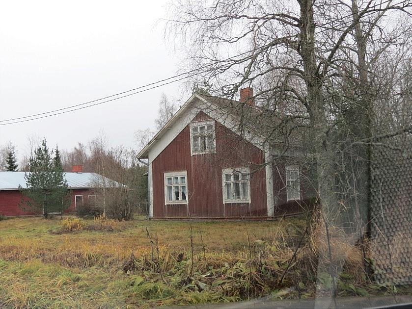 Här gården fotograferad från norr.