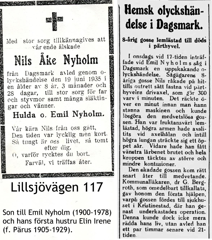Nyholm Nils Åke