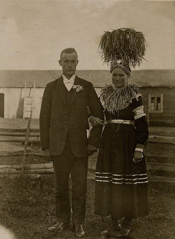 Karl Henrik och Hilma Westerback