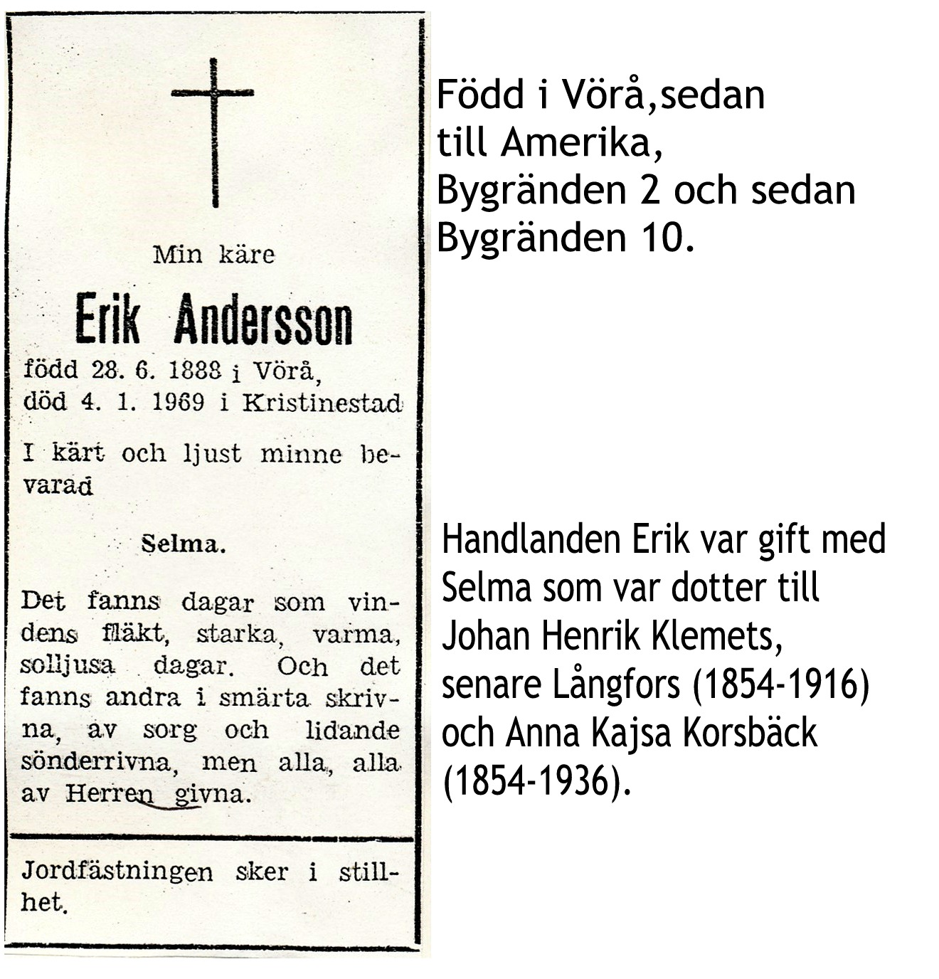 Andersson Erik Helsing