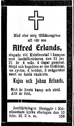 Erlands Alfred