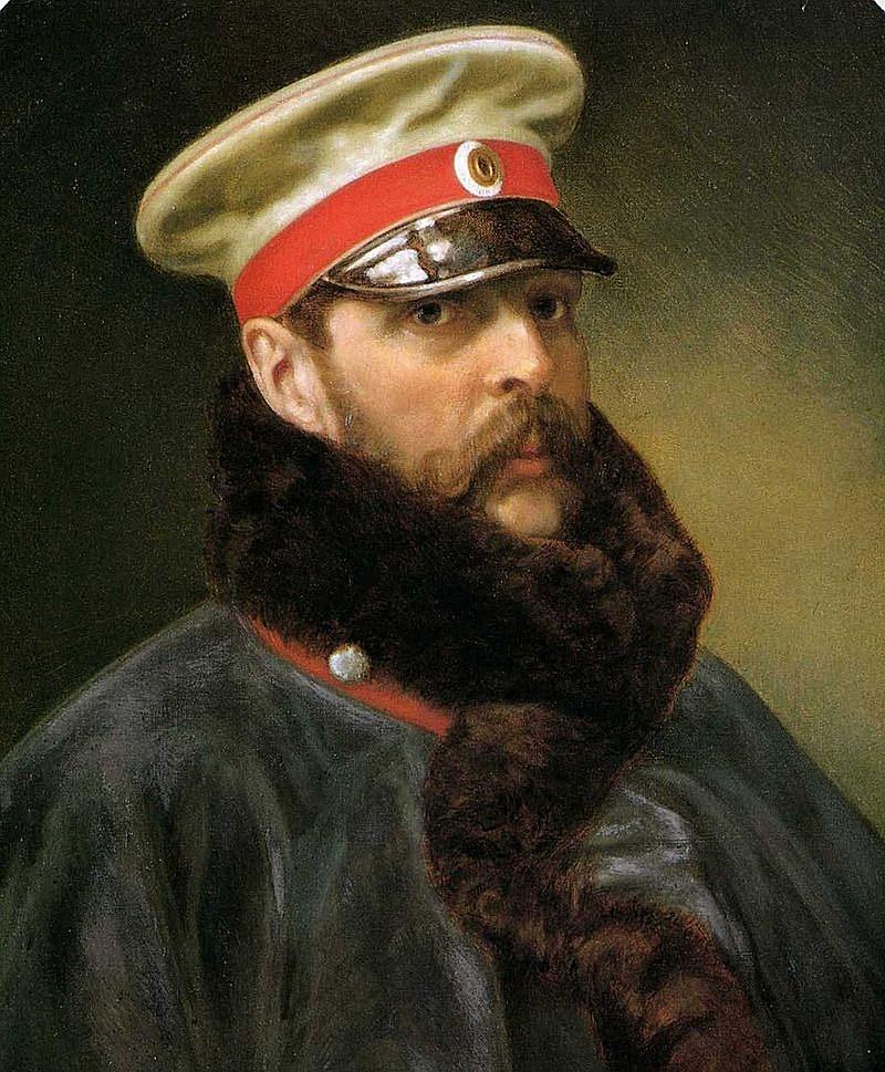Under tsar Alexander II:s tid infördes den allmänna värnplikten, först i Ryssland och efter några år i Finland.