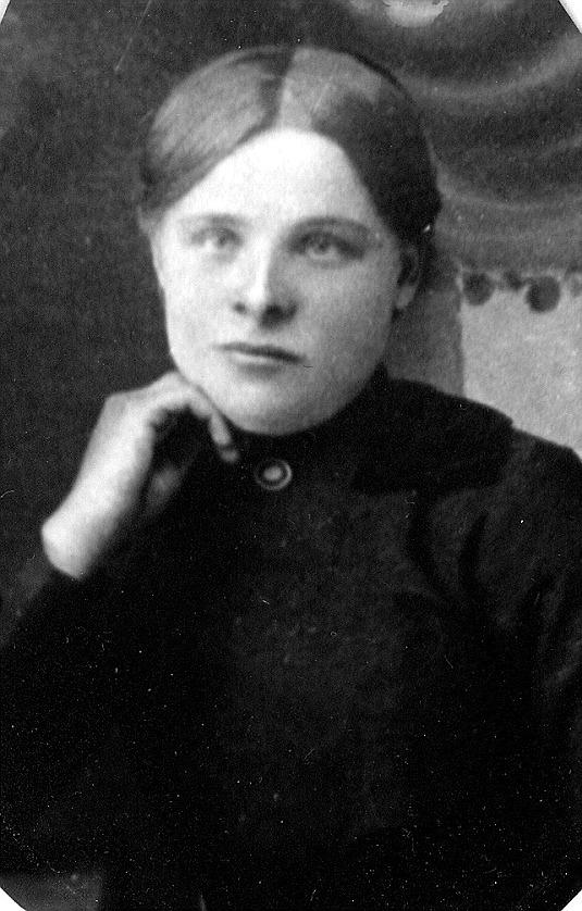 Här Ida Granlund som gifte sig med Ketola.