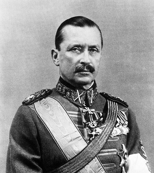 I februari 1918 beslöt överbefälhavaren Gustav Mannerheim att återinföra den gamla värnpliktslagen från 1878. Det var endast ett par ord som behövde ändras i den, så därför gick den att stifta i snabb ordning.