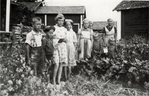 Barn i Härkmeri.