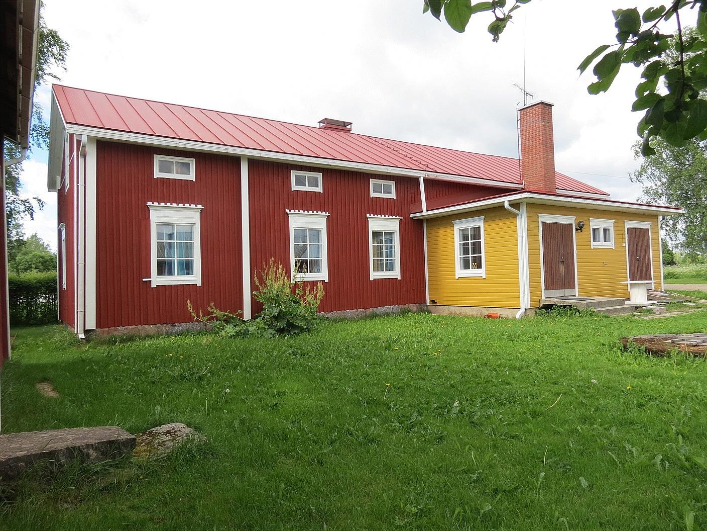 Granlunds gård fotograferad 2017.