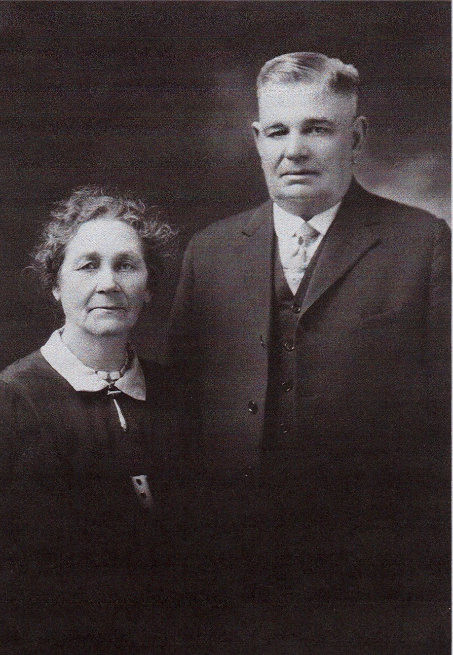 Henrika och Charles Carlson