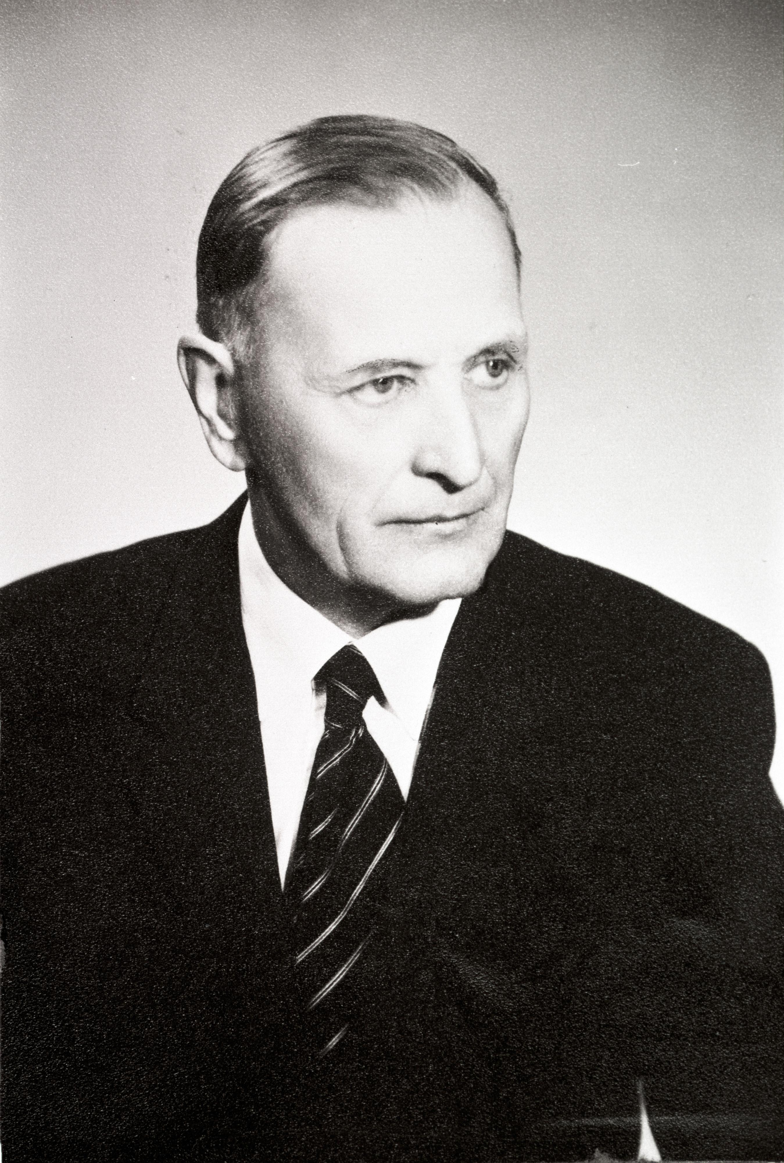 Folkskolläraren, klubbledaren och fotografen Selim Björses.