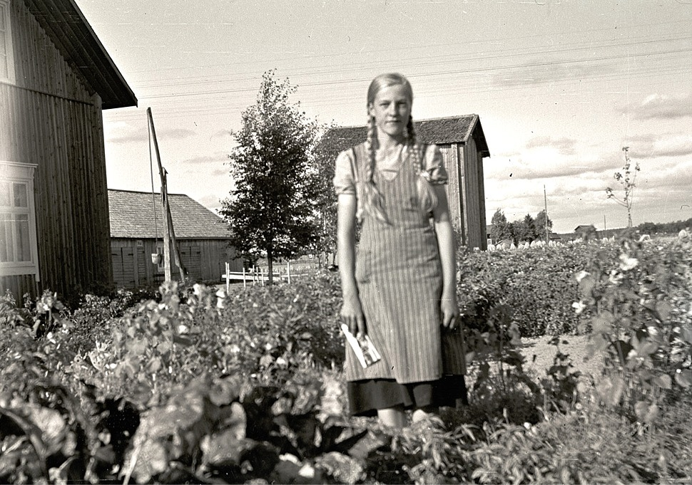 Alice Granvik i sitt klubbland.