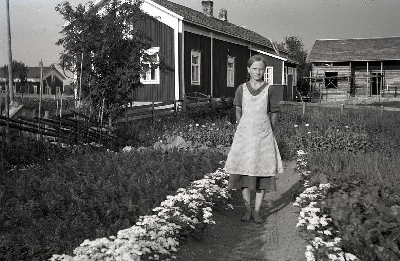 Anni Norrholm i sitt klubbland.