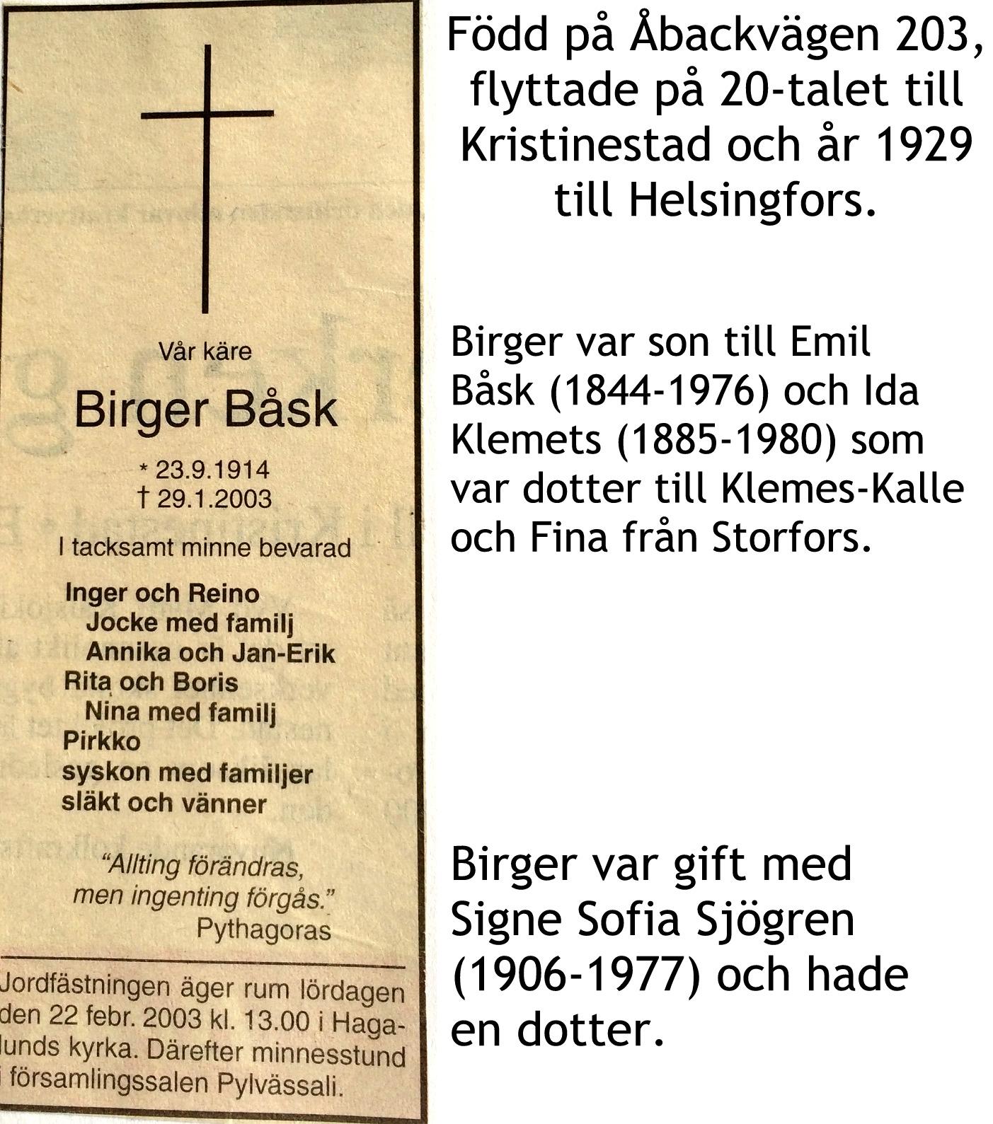 Båsk Birger