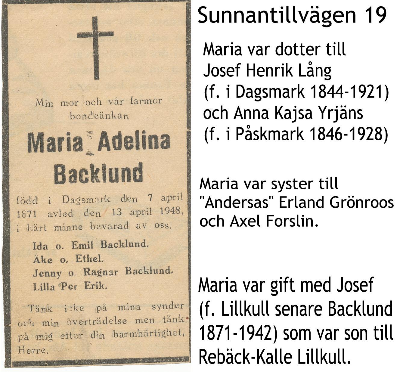 Backlund Maria