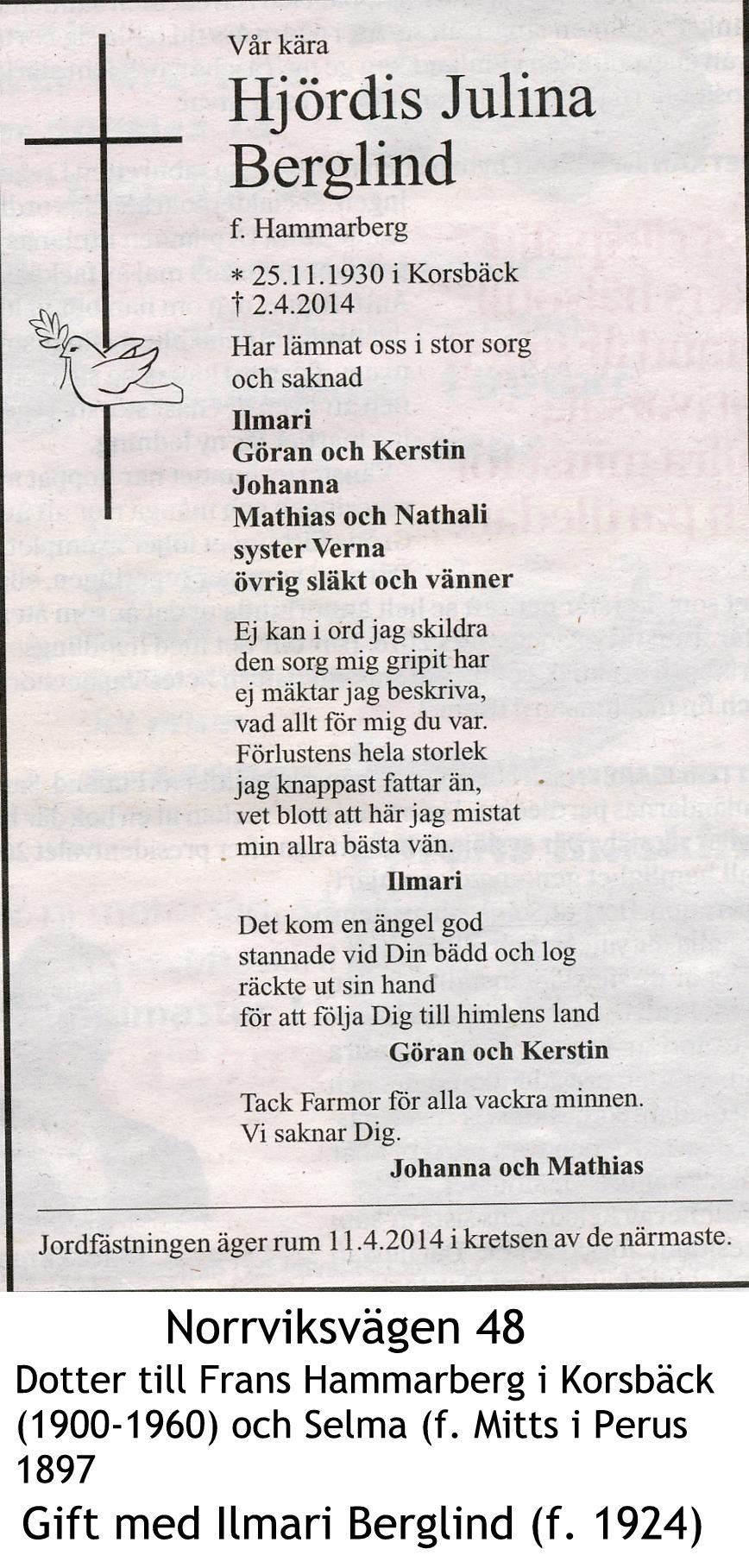 Berglind Hjördis
