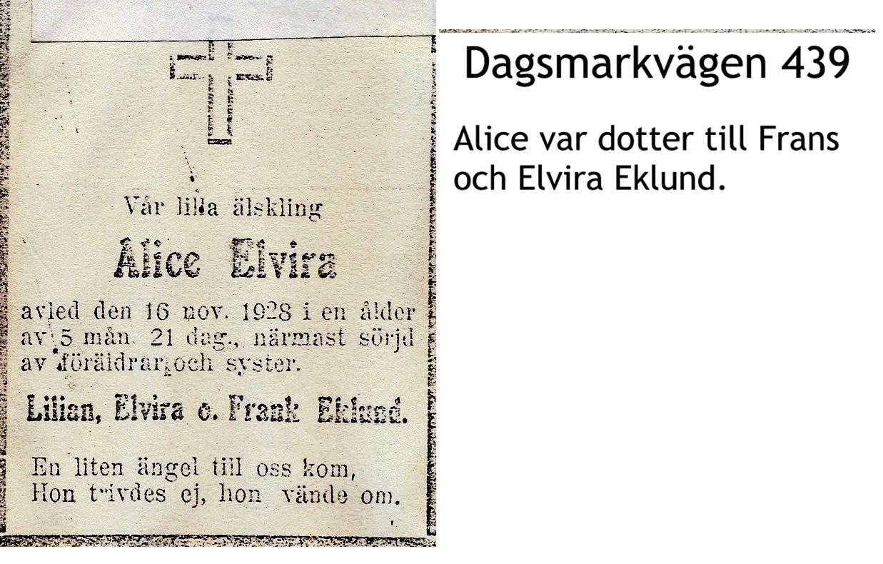 Eklund Alice