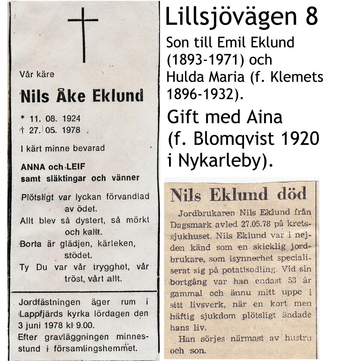 Eklund Nils