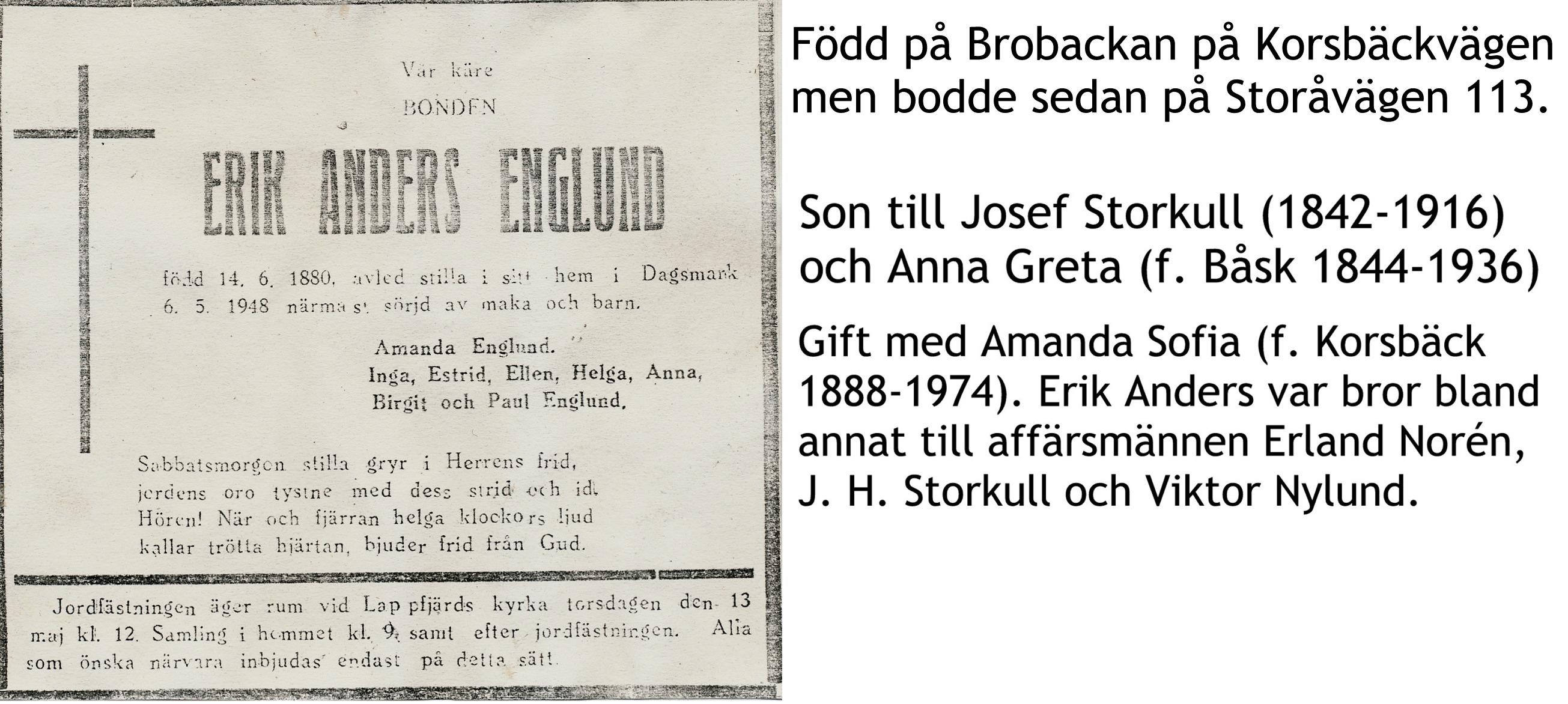 Englund Erik Anders
