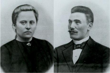 Ida och Emil Båsk