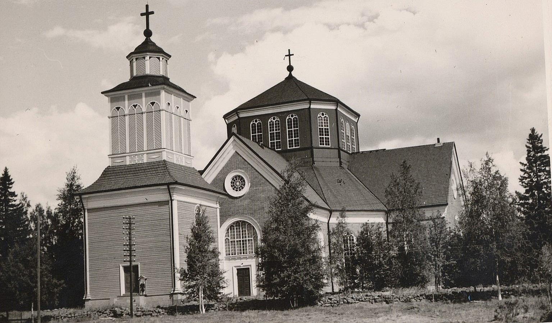Det är fullt möjligt att utan Johan Henrik Båsks insats i mitten på 1800-talet så skulle kyrkan i Lappfjärd aldrig ha blivit färdig. Kyrkan är fortfarande ett landmärke i Lappfjärd där den reser sig högt över bygden.