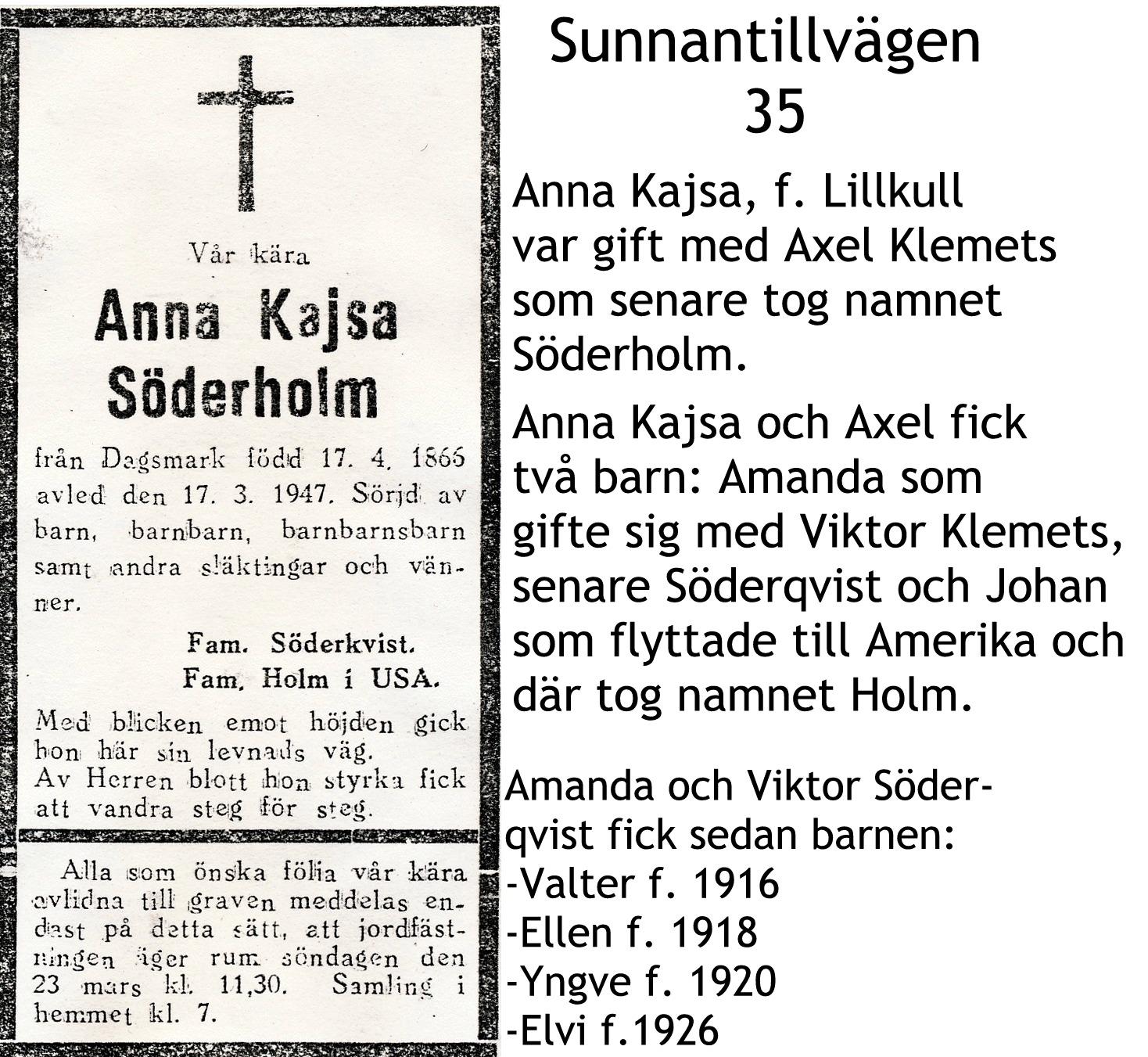 Söderholm Anna Kajsa