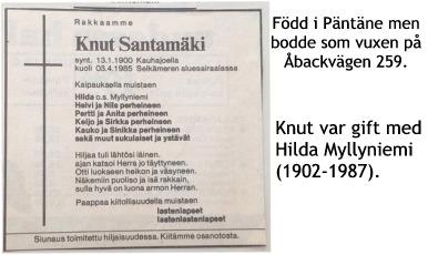 Santamäki Knut