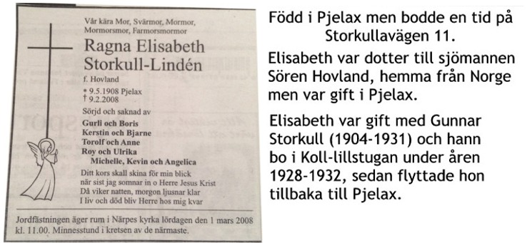 Storkull Elisabeth