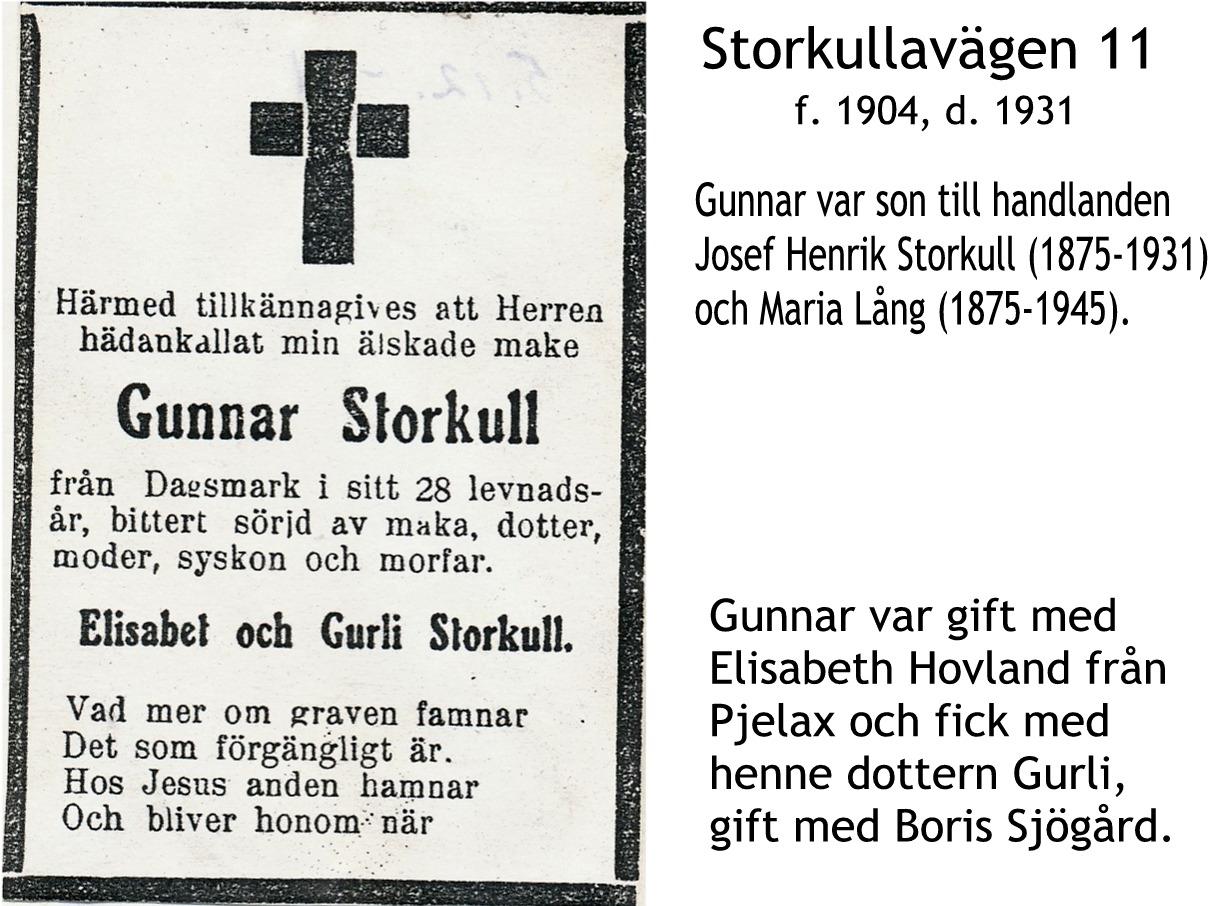 Storkull Gunnar