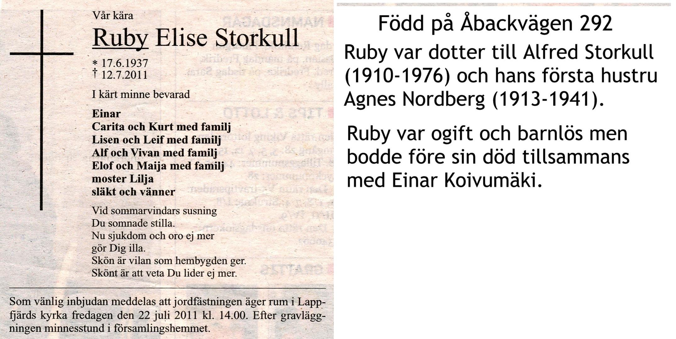 Storkull Ruby
