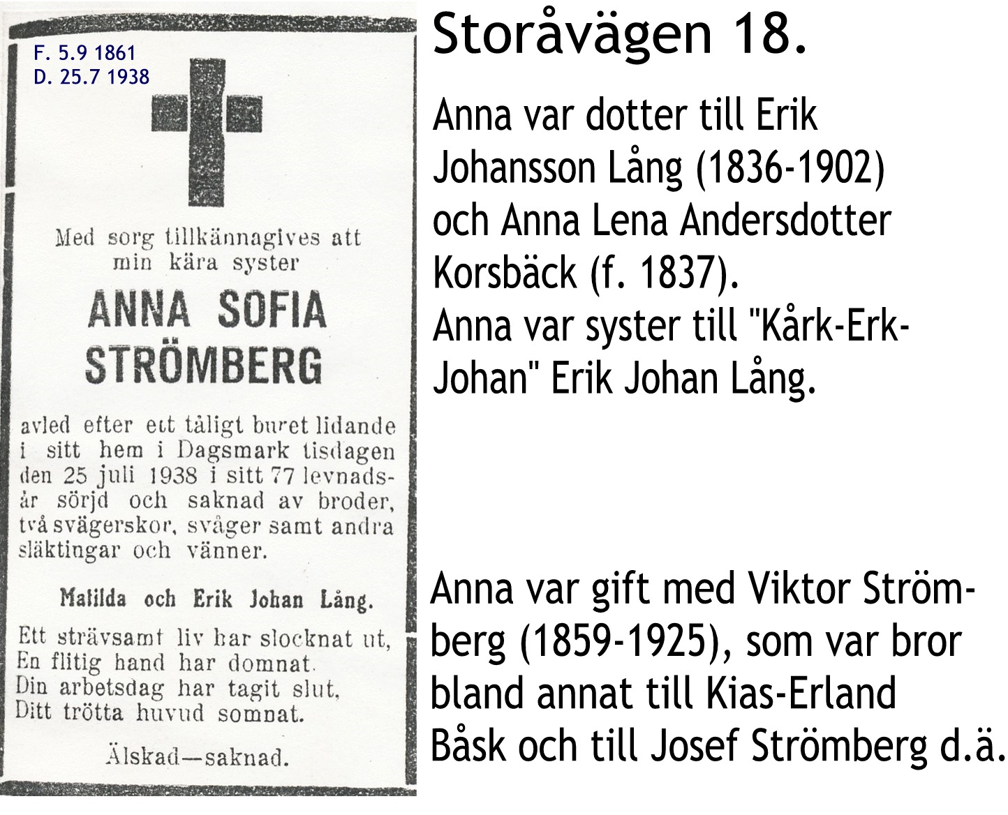 Strömberg Anna