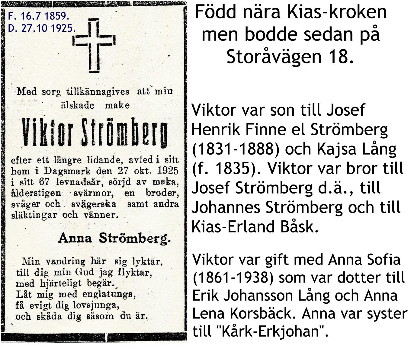 Strömberg Viktor