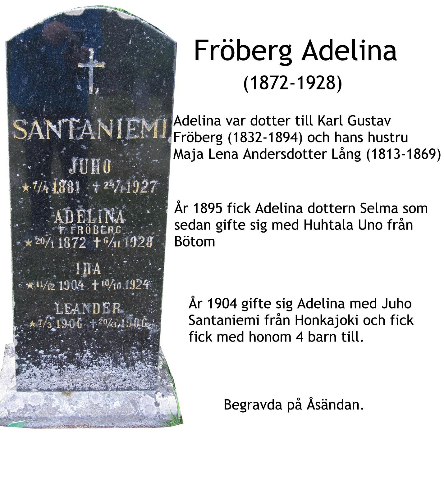 Fröberg Adelina