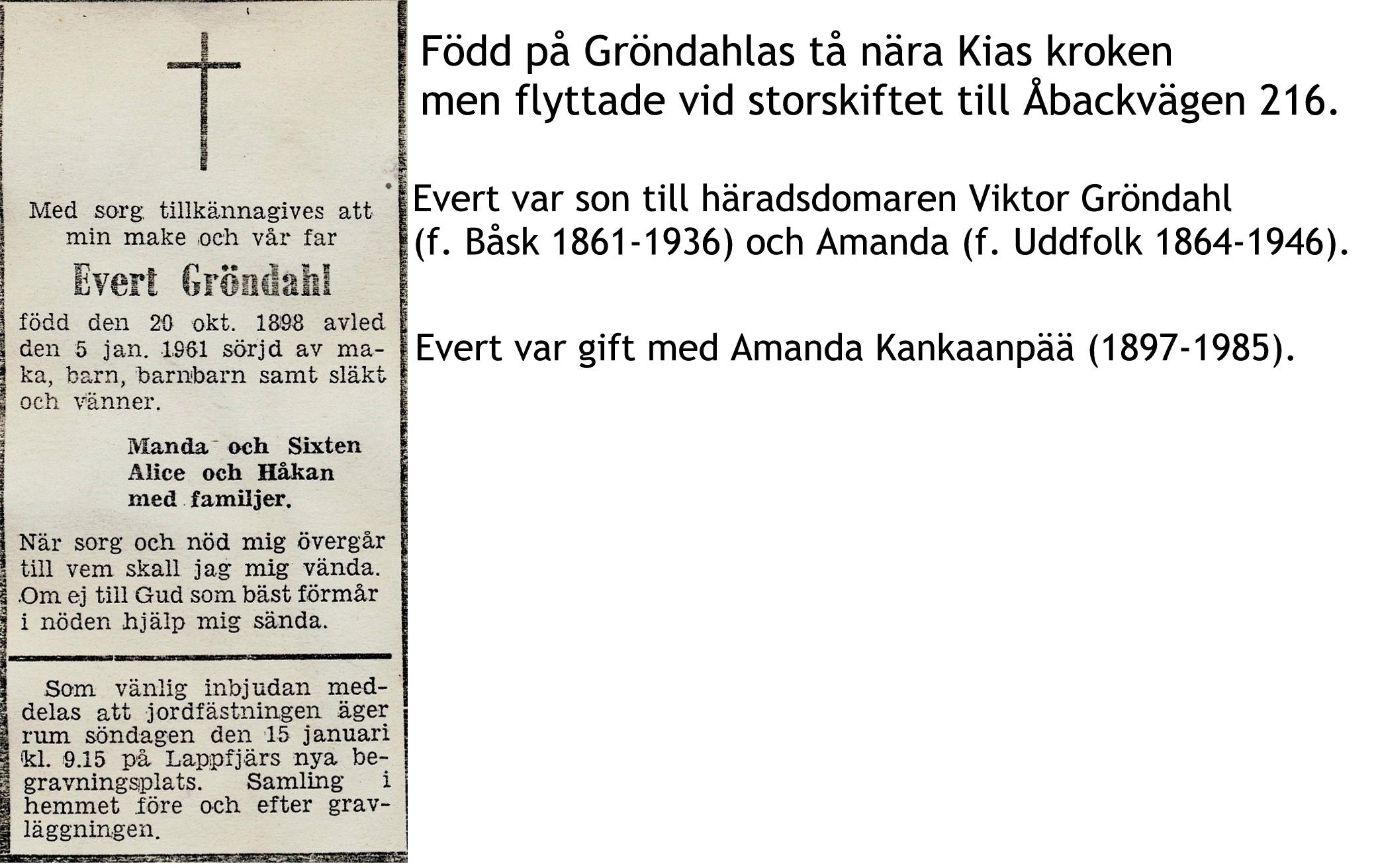 Gröndahl Evert